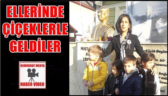 Bir Başkadır Çocuğun Atatürk Sevgisi