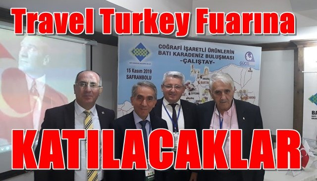 Ereğli Belediyesi, Travel Turkey Fuarına katılacak