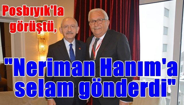 Posbıyık, CHP Yerel Yönetimler Çalıştayı´na katıldı