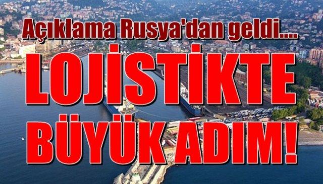 Türkiye ile Rusya arasında feribot seferleri başlıyor