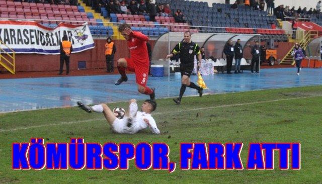 Zonguldak Kömürspor: 3 - Başkent Akademi FK: 0