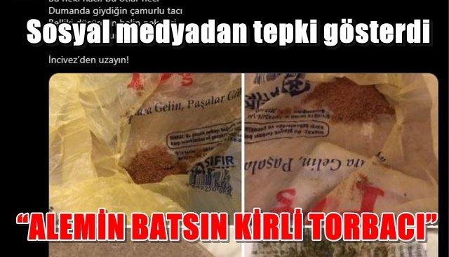 """""""ALEMİN BATSIN KİRLİ TORBACI"""""""