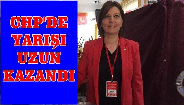 Ebru Uzun başkan seçildi