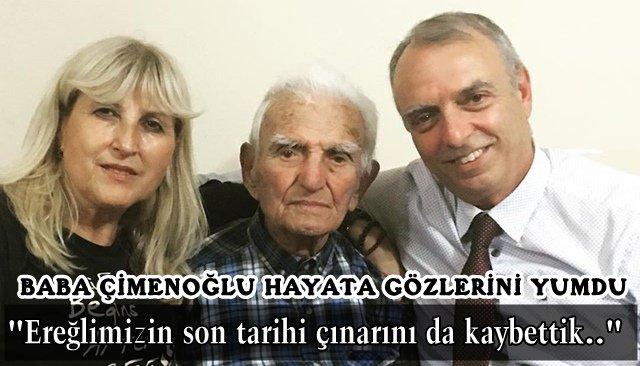 Rıdvan Çimenoğlu Hayatını Kaybetti