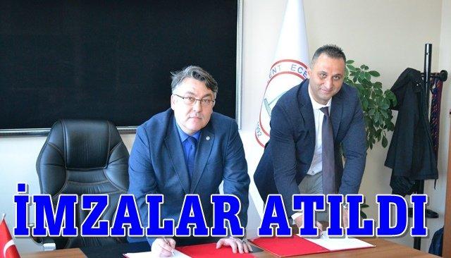 Sosyal ve bilimsel işbirliği protokolü imzaladılar