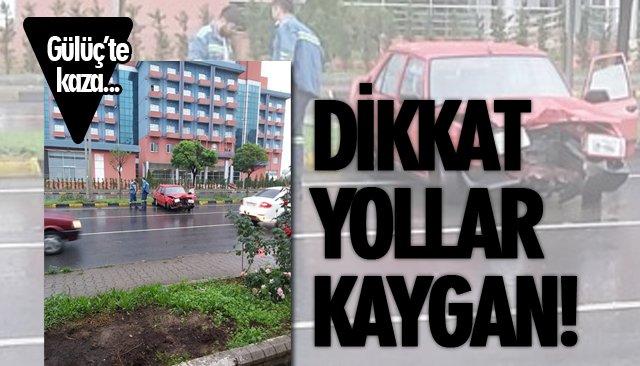 REFÜJE ÇARPARAK DURABİLDİ!