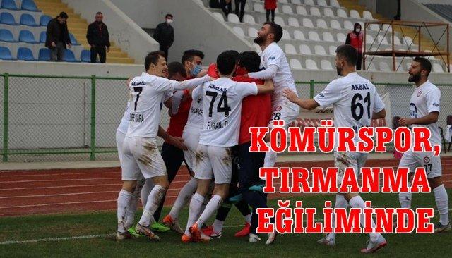 TFF 2. Lig: Zonguldak Kömürspor: 2 - Şanlıurfaspor:0