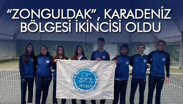 """""""ZONGULDAK"""", KARADENİZ BÖLGESİ İKİNCİSİ OLDU"""
