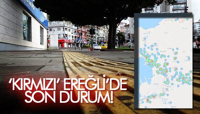'KIRMIZI' EREĞLİ'DE SON DURUM!