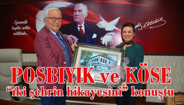 Safranbolu Belediye Başkanı Köse Ereğli´de