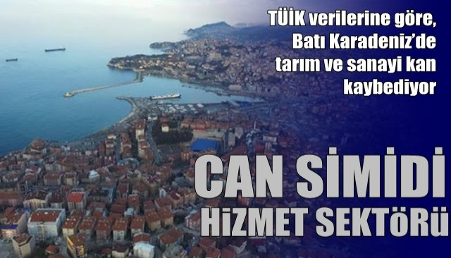 CAN SİMİDİ HİZMET SEKTÖRÜ!