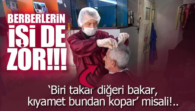 Korona virüse karşı maske ve eldivenli önlem, ama!!!