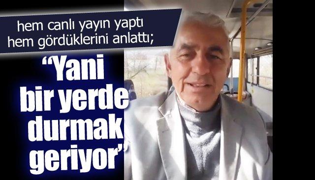 'KÖY' EVDE KALIYOR, 'ŞEHİR' DIŞARIDA NE ARIYOR!!!