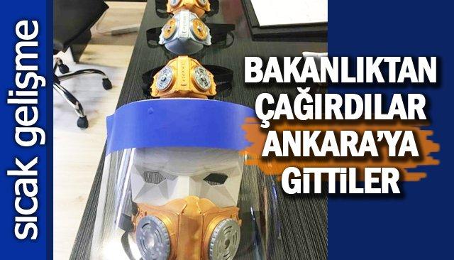 """""""MASKE"""" KARŞILIK BULDU; BİLSEM'İ ANKARA'DAN ÇAĞIRDILAR"""