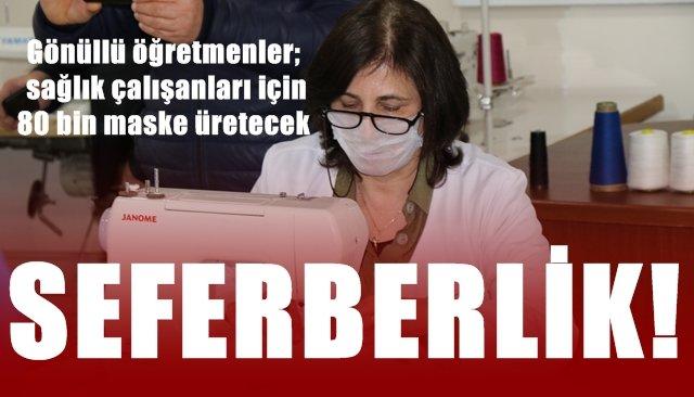 SEFERBERLİK GİBİ!