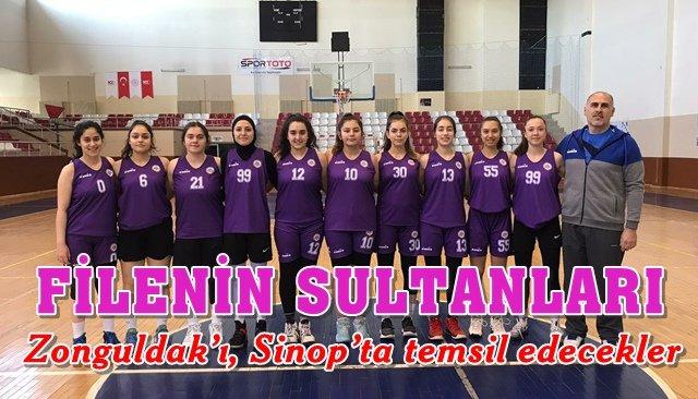 Zonguldak'ı, Sinop'ta temsil edecekler