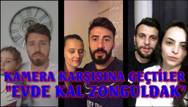 Zonguldak Kömürspor´dan ´evde kal´ çağrısı