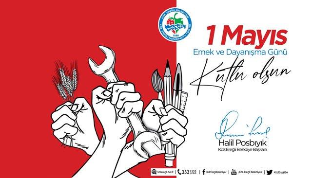 Posbıyık, 1 Mayıs İşçi Bayramını Kutladı