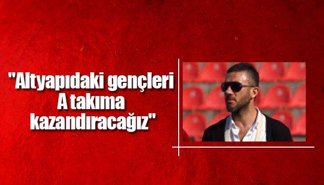 Zonguldak Kömürspor´dan altyapıya önem