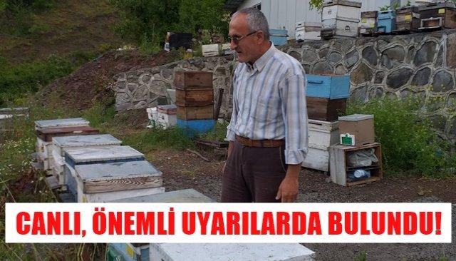 CANLI BAL ÜRETİCİLERİNİ UYARDI