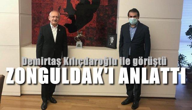 Demirtaş Kılıçdaroğlu ile görüştü