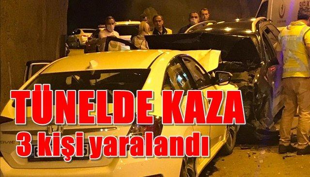 Zonguldak-Ereğli yolunda kazada 1 kişi yaralandı