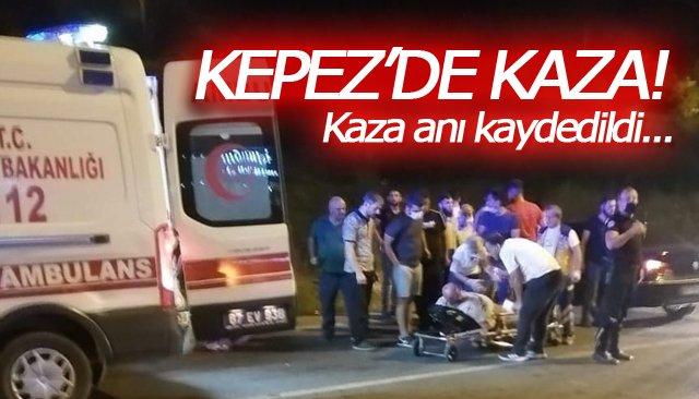KEPEZ'DE KAZA!