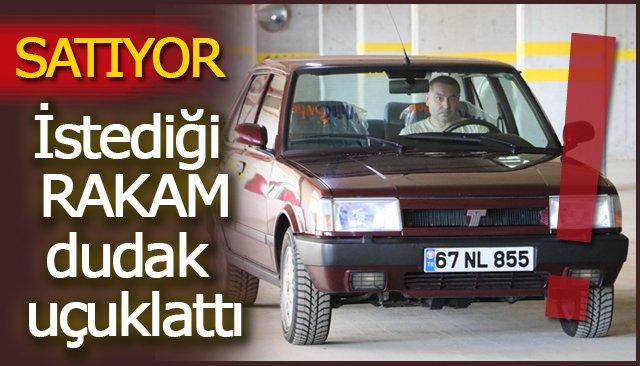 KIYMETİNİ BİLENE SATACAKMIŞ!!!