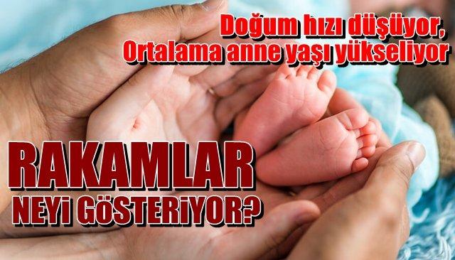 Zonguldak'ta ortalama anne yaşı yükseliyor... RAKAMLAR NEYİ GÖSTERİYOR?