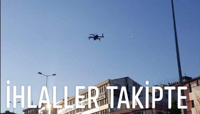DRONLA SIKI DENETİM