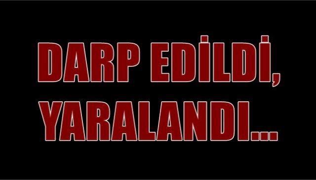 YARALI HASTANEYE KALDIRILDI
