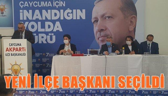 AK Parti ilçe kongresi gerçekleştirildi