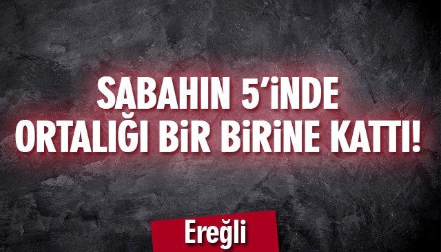 ALKOL İÇTİ; ZARAR VERDİ!