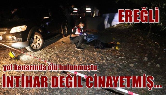 İNTİHAR DEĞİL CİNAYETMİŞ...