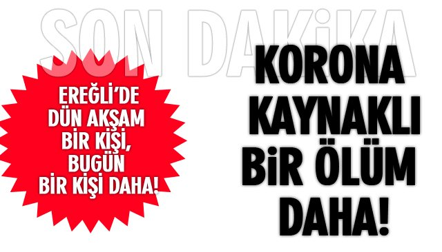 ÖLÜM HABERLERİ GELMEYE DEVAM EDİYOR!