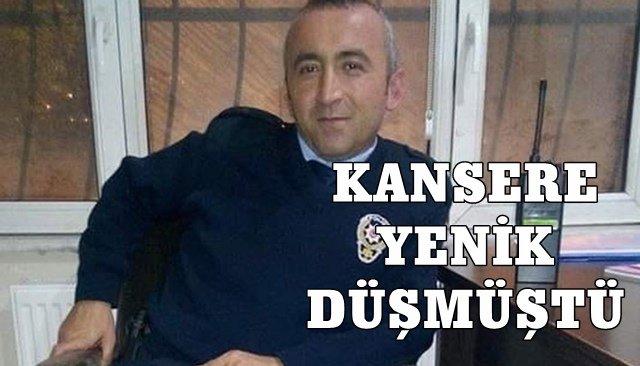 Polis memurunun ailesi için kampanya başlatıldı