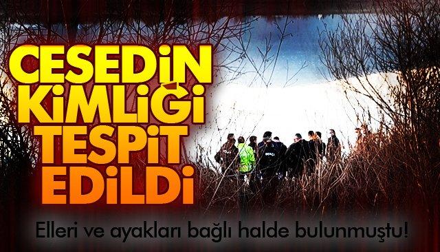 CESEDİN KİMLİĞİ TESPİT EDİLDİ!
