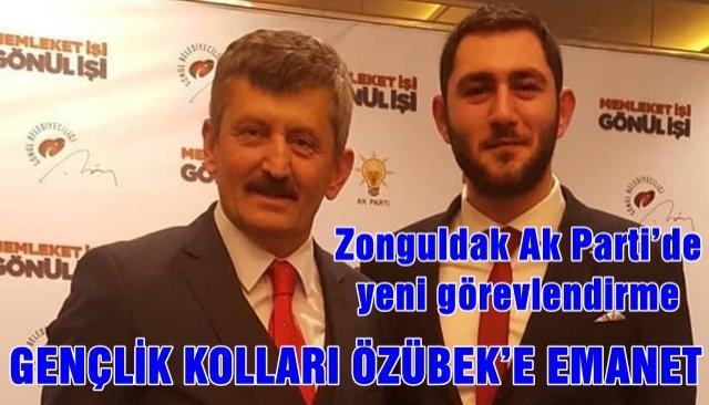 Zonguldak Ak Parti'de yeni görevlendirme