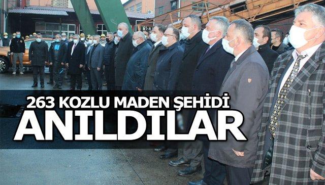 263 KOZLU MADEN ŞEHİDİ...