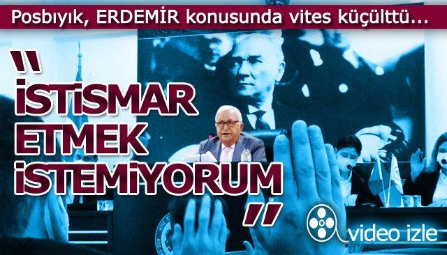 """""""İSTİSMAR ETMEK İSTEMİYORUM"""""""