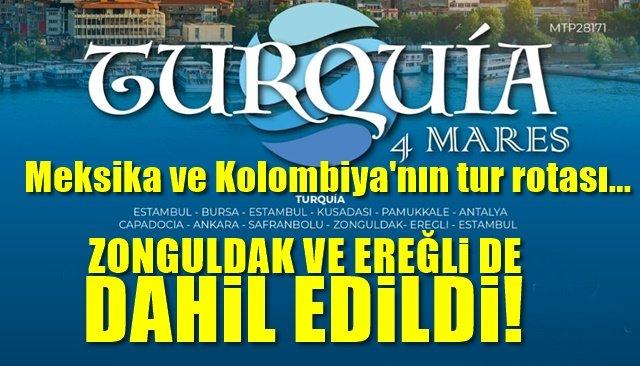 Zonguldak ve Ereğli de dahil oldu…