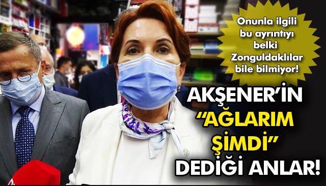 """SON DAKİKA- AKŞENER'İN """"AĞLARIM ŞİMDİ"""" DEDİĞİ ANLAR!"""