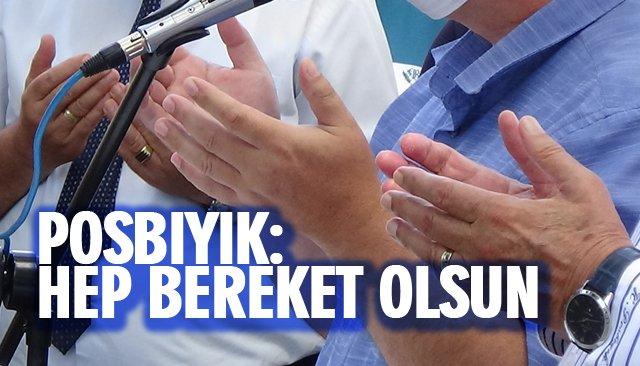 KAZA KAZAN AŞURE İKRAM EDİLDİ