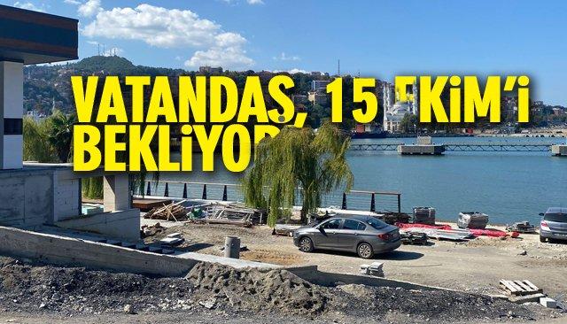 VATANDAŞ, 15 EKİM'İ BEKLİYOR!