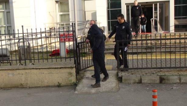 Bıçaklama olayının zanlısı tutuklandı…