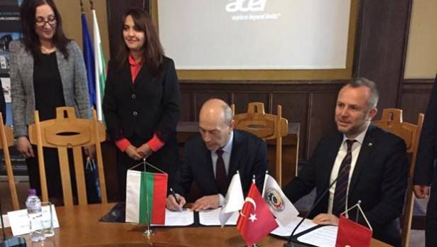 Ereğli TSO, Burgaz´da kardeşlik protokolü imzaladı