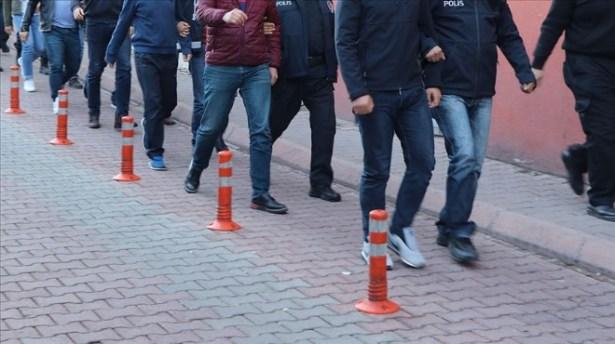 Zonguldak merkezli operasyonda 23 kişi gözaltına alındı