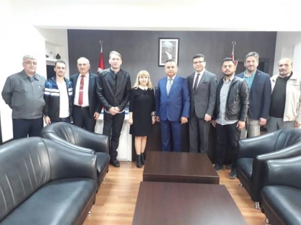 Beşiktaş ve LÖSEV´den 174. yıl ziyareti!