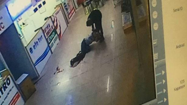 Alaplı´da silahlı saldırıda bir kişi yaralandı