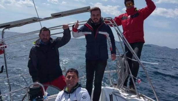 Karadeniz Ereğli Yelken İhtisas´ın büyük başarısı